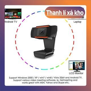 (Thanh lý) Webcam 12M gắn Laptop PC HD tích hợp Micro