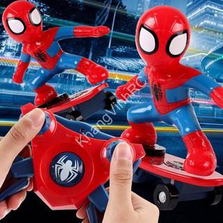 Người nhện trượt ván điều khiển loại 1