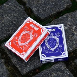 Bài Poker Gameland giấy lụa cao cấp