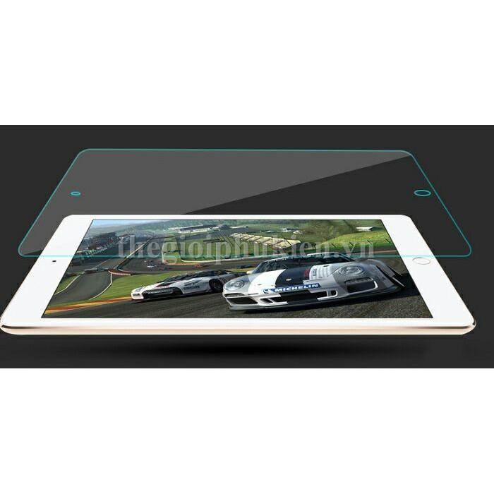 Dán kính cường lực iPad 2017 chống vỡ, chống xước hiệu Glass Pro