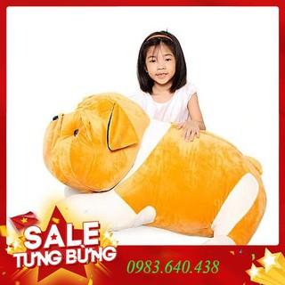 Gấu bông , chó bông cao cấp khổng lồ 1m2