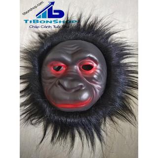 Halloween Mặt Nạ Thú Xốp-khỉ đột