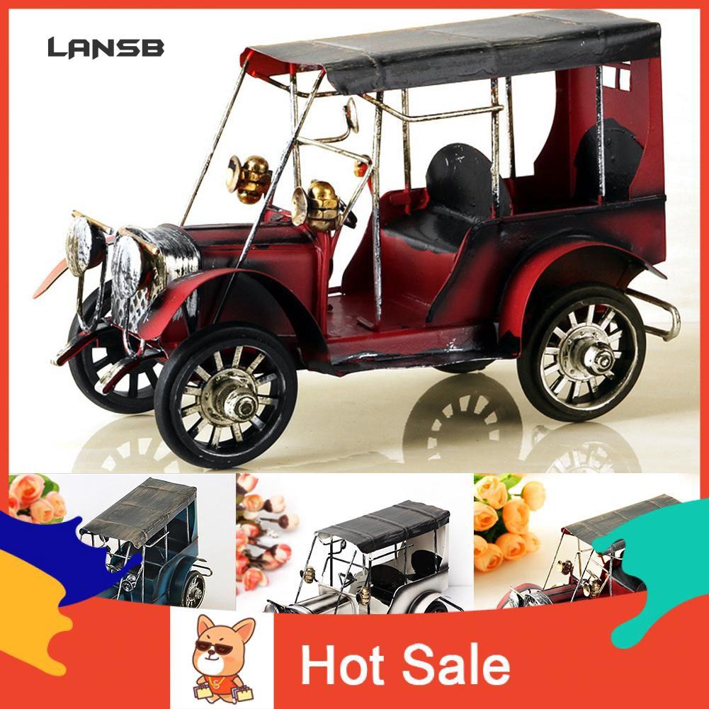Tượng mô hình xe ô tô bằng kim loại phong cách cổ điển xinh xắn - 22585733 , 6308774923 , 322_6308774923 , 385000 , Tuong-mo-hinh-xe-o-to-bang-kim-loai-phong-cach-co-dien-xinh-xan-322_6308774923 , shopee.vn , Tượng mô hình xe ô tô bằng kim loại phong cách cổ điển xinh xắn