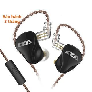 [NC] Tai Nghe CCA CA16 Kiểm Âm Nhét Tai Hybrid 16 Driver In Ear Hifi Nhấn Bass Pop Rock Dane EDM Có Mic thumbnail