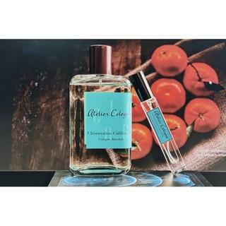 Mẫu thử 10ml nước hoa Atelier Cologne Clementine California thumbnail