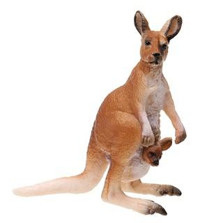 Mô hình chuột túi kangaroo đồ chơi cho bé