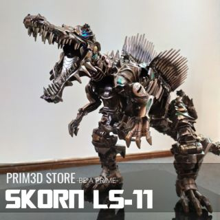 Mô hình Transformers Skorn – BmB LS11