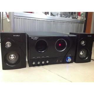 Bộ 3 loa Soundmax A2100 nghe nhạc, hát karaoke