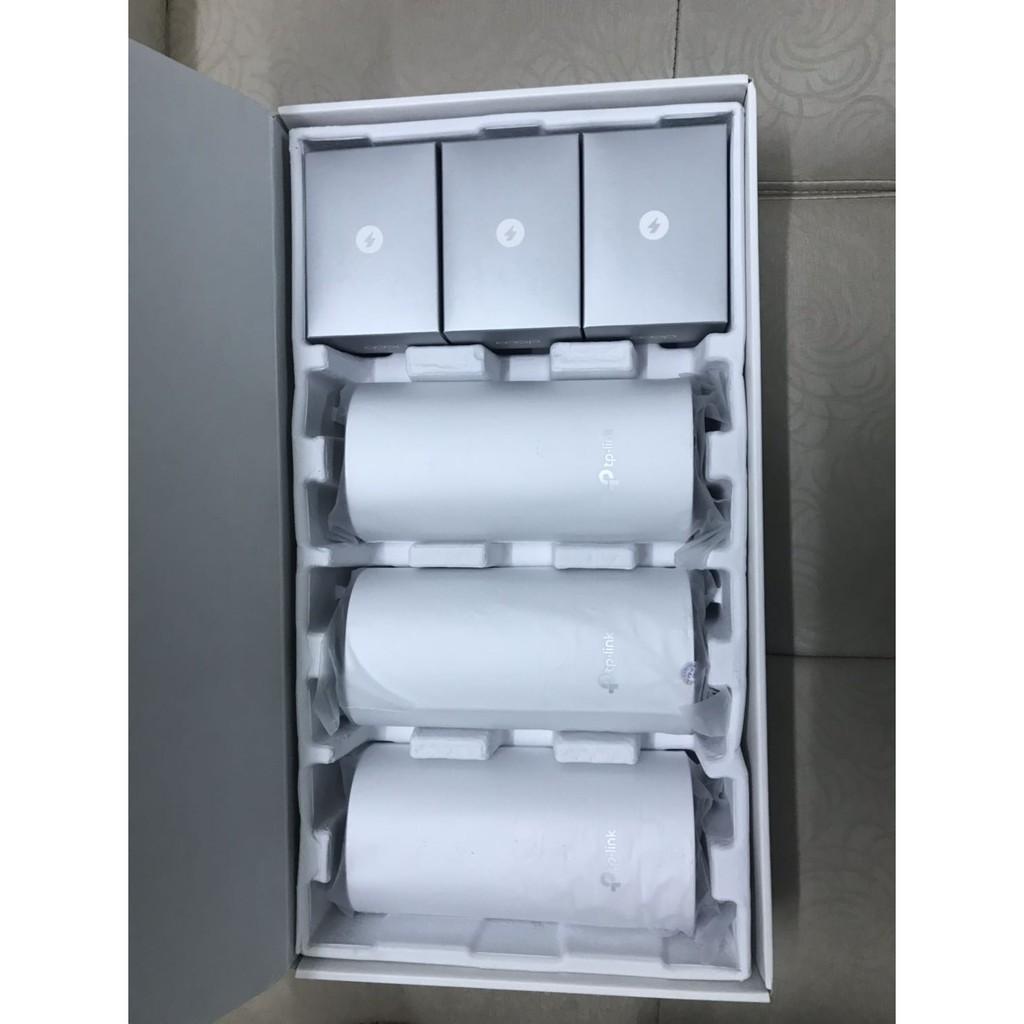[Mã ELMALLAPR2 giảm 4% đơn 3TR] Bộ Phát Wifi Mesh Tplink Deco M4 AC1200 MU-MIMO 3-pack