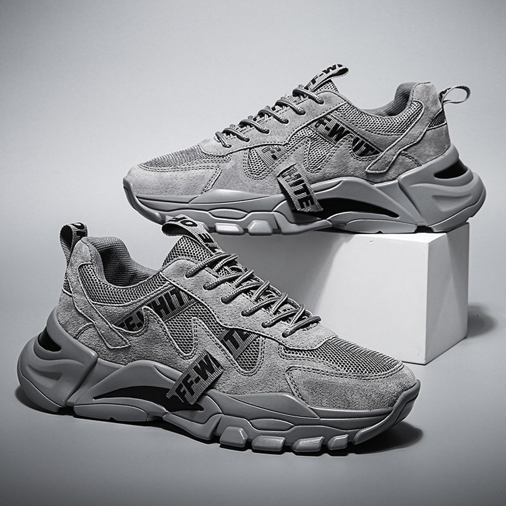 Giày Thể Thao Nam KATEZAG19 Giày Sneaker Nam Tăng Chiều Cao Cool Ngầu Trẻ Trung KATEZA Size (39-43)