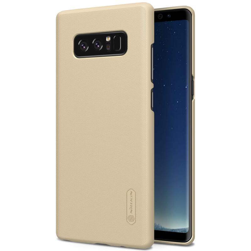 [Mã 2404EL10K giảm 10K đơn 20K] Ốp lưng Samsung Galaxy Note 8 - Hãng Nillkin (đen)