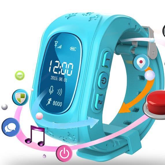 Đồng hồ thông minh theo dõi trẻ em Q50