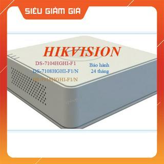 Đầu ghi camera HIKVISION 4/8/16 kênh bảo hành 24 tháng