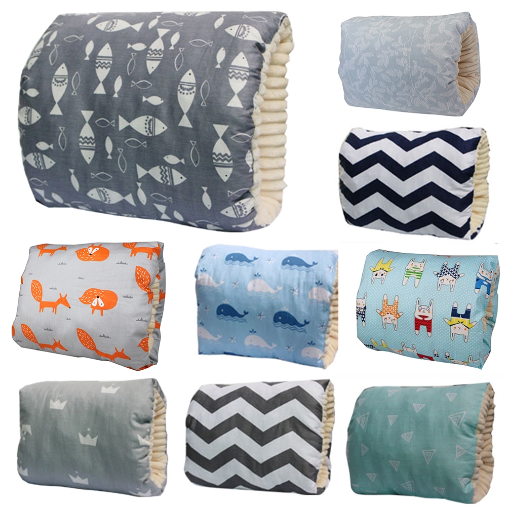 All Season Washable Soft Mother Cartoon Pattern Arm Support Adjustable Thicken Baby Feeding Durable Nursing Pillow