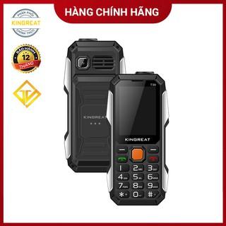 Điện thoại kiêm sạc dự phòng Kingreat T39 ,Pin khủng 4500mah ,Loa siêu to ,Màn 2.4 - Hàng chính hãng thumbnail