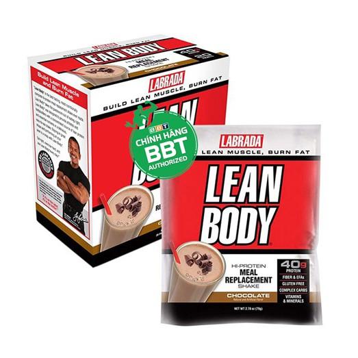 1 thùng Lean Body 80 gói