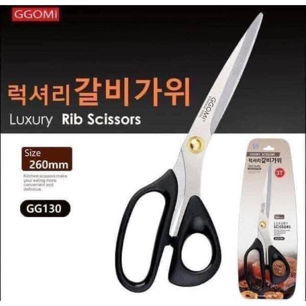 Kéo cắt thịt nướng GGOMI - Hàn Quốc