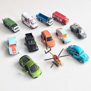 Xe mô hình Copy Car (set 6 chiếc)