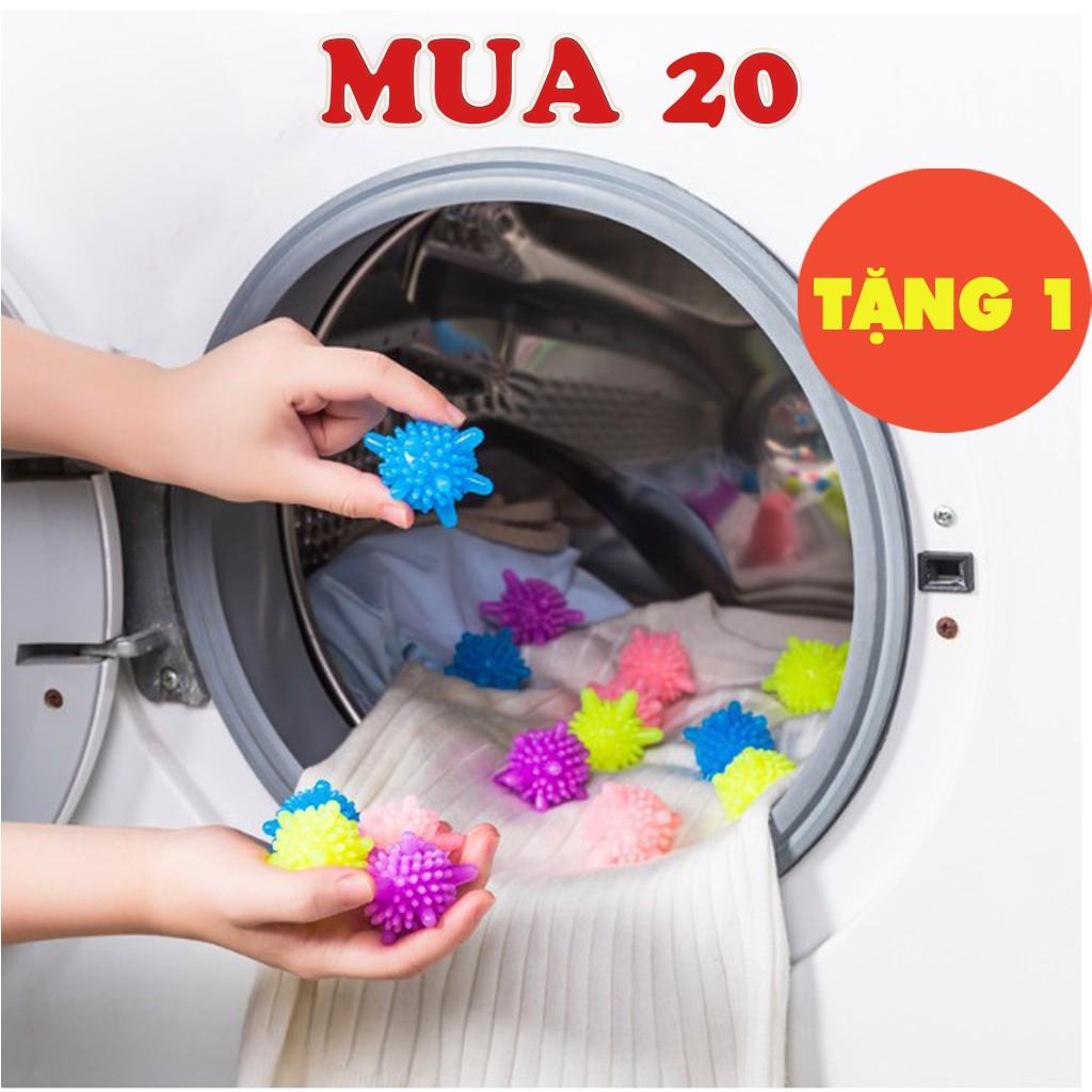 Quả bóng giặt gai tẩy sạch đồ quần áo làm phẳng chống nhăn /nước giặt xả vải