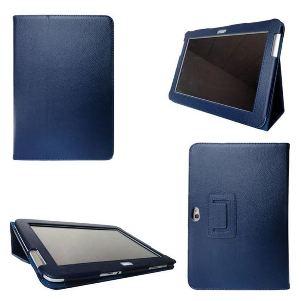 Bình luận Bao da máy tính bảng thời trang cho Samsung Galaxy Note 10.1GT- N8000 N8010
