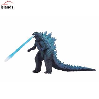 Children Doll Cartoon Monster from Movie Godzilla Head-to-Tail Action Figure Delicate Collection