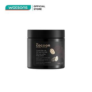 Tẩy Da Chết Cocoon Dak Lak Coffee Body Polish Từ Cà Phê Đak Lak 200ml-0