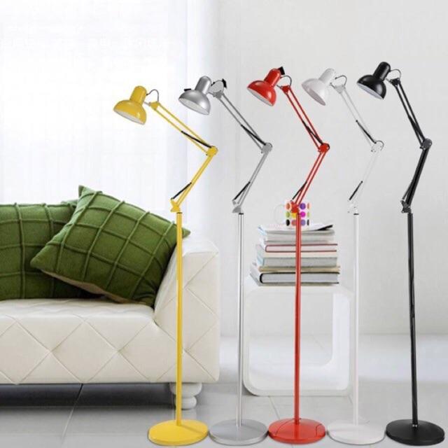 (RẺ NHẤT) Đèn cây đứng cao 2m kiểu dáng Pixar chuẩn loại 1 -  Kèm bóng LED cao cấp + kẹp bàn