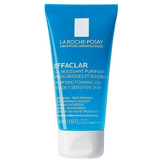 Sửa rửa mặt La Roche-Posay Effaclar Gel Moussant Purifiant