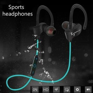 Tai nghe thể thao Bluetooth V4.1 có móc vành tai sử dụng cho điện thoại thông minh
