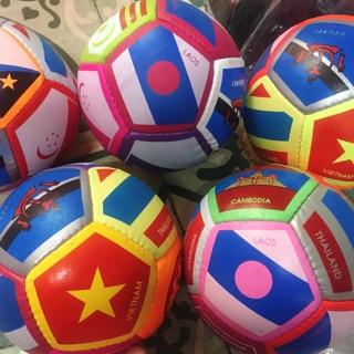 Bóng đá trẻ em size bé 1-5 tuổi