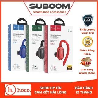 [CHÍNH HÃNG HOCO] Tai Nghe Bluetooth Hoco E26 Plus V5.0 – Tai Nghe Không Dây Móc Tai – Bảo Hành 12 Tháng