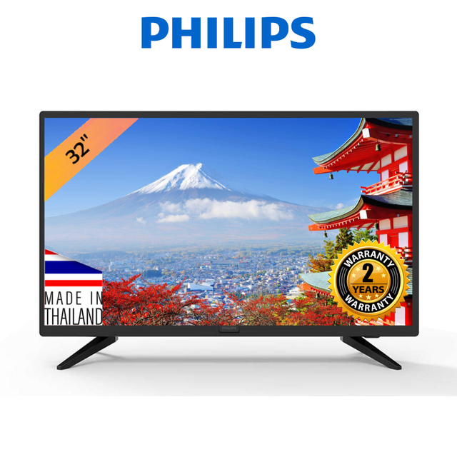 Tivi Philips Led HD 32 Inch- 32PHT400
