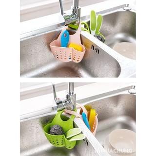 giỏ sinicol treo bồn rửa bát