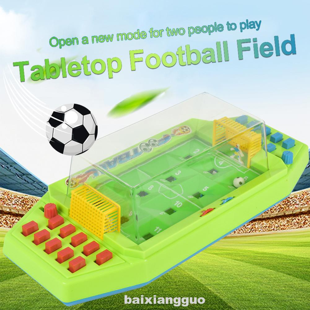 Funny Realistic Educational Toy Family Interactive Kid Adult Mini Finger Basketball Football Game