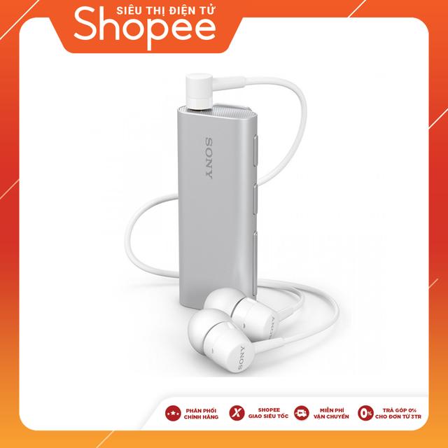 Tai nghe Sony Bluetooth SBH56 tích hợp loa - Hàng Chính Hãng Sony