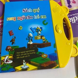 Sách xong ngữ điện tử cho bé