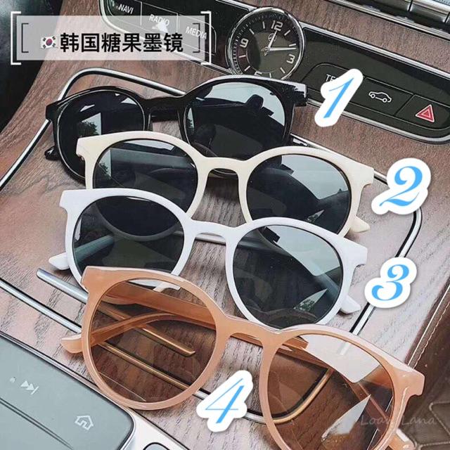 [Sẵn] kính mắt thời trang cho nam nữ ( ảnh thật 2 ảnh cuối)