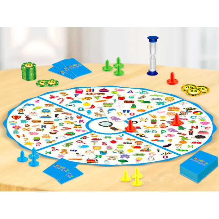Bộ trò chơi nhanh tay lẹ mắt - Reaction puzzle game