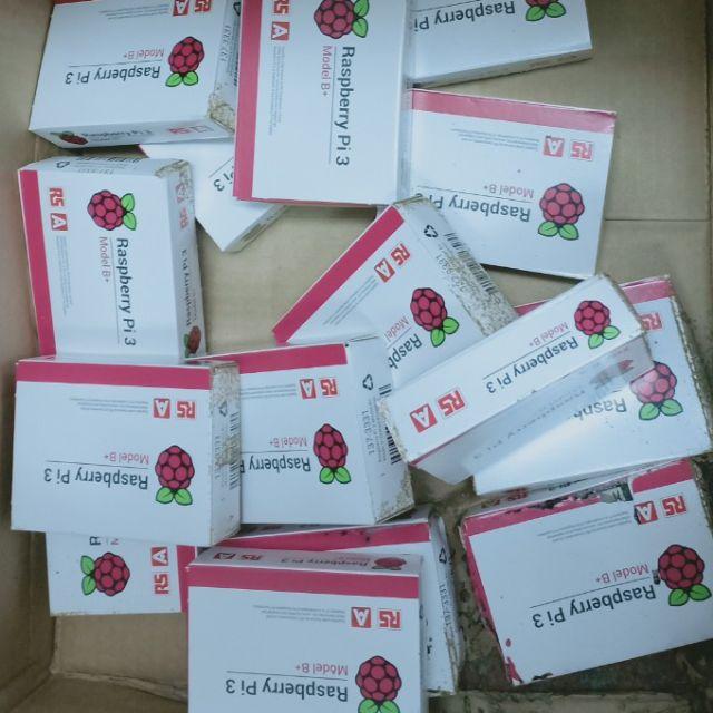 Raspberry Pi 3 Model B+ Giá chỉ 1.050.000₫