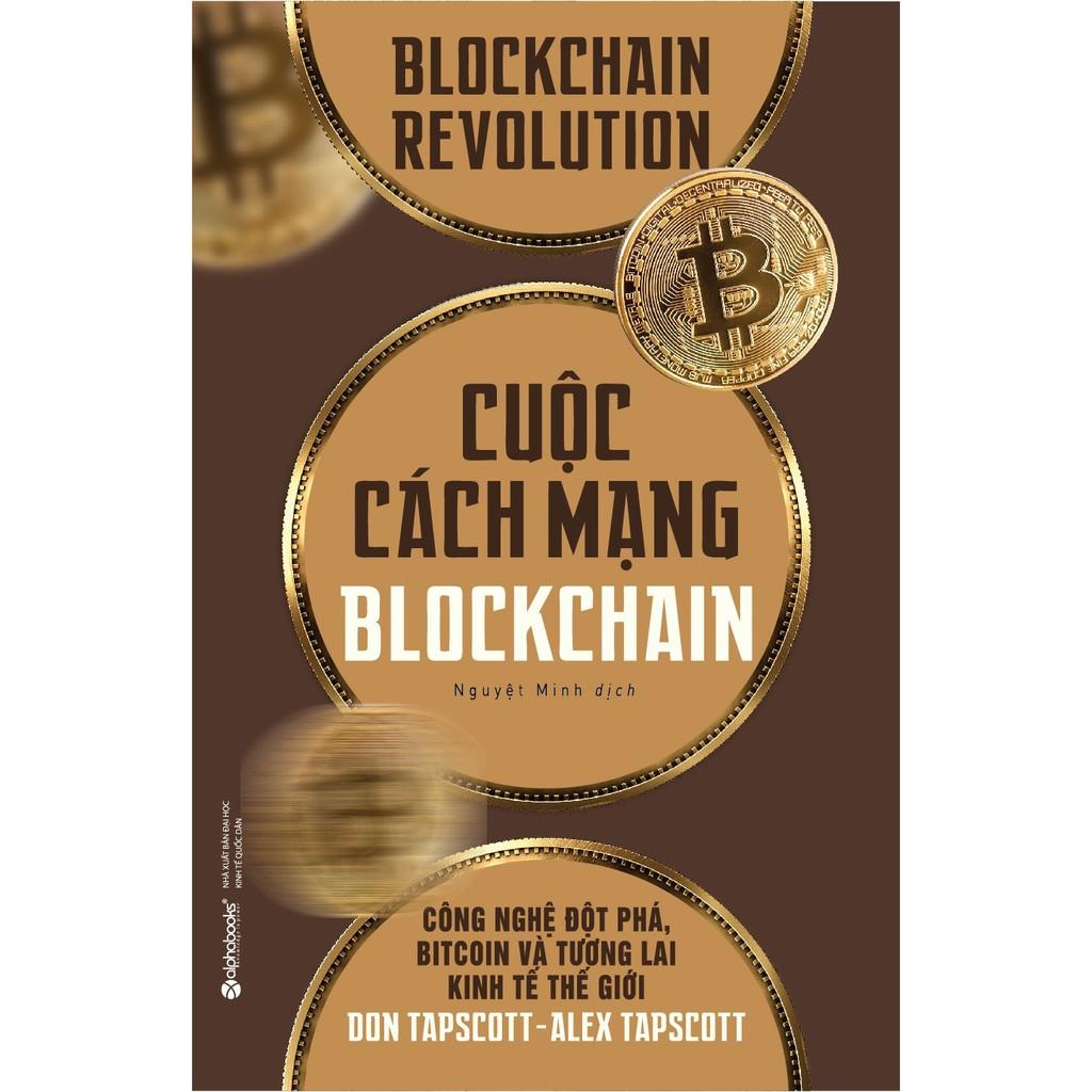Sách - Cuộc Cách Mạng Blockchain