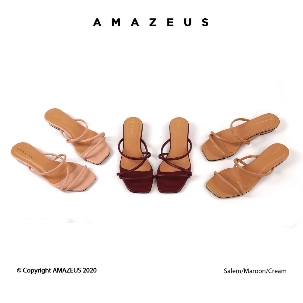 Giày Sandal Thời Trang Trẻ Trung Cho Nữ