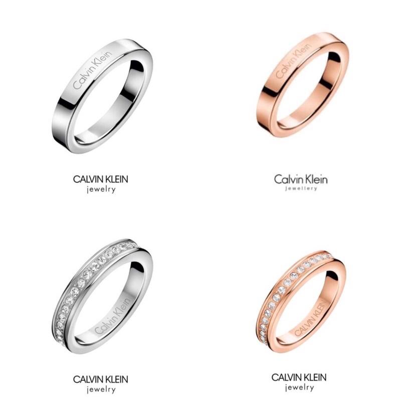 Nhẫn Calvin Klein siêu hot