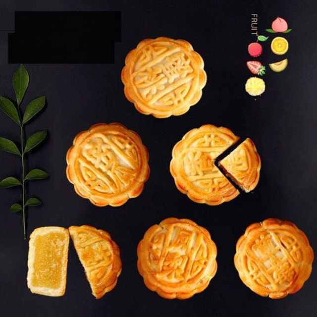 Bánh nướng nhân đậu mini - 14285211 , 2664407779 , 322_2664407779 , 3000 , Banh-nuong-nhan-dau-mini-322_2664407779 , shopee.vn , Bánh nướng nhân đậu mini