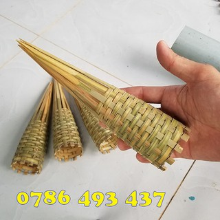 Combo 10 Hom Trúm Đặt Lươn đủ kích cỡ, hàng chất lượng, bao sử dụng