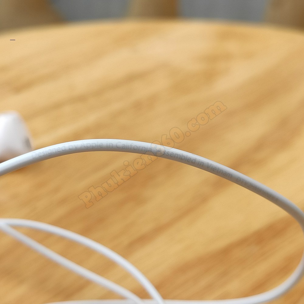Tai Nghe iPhone ProMax Apple Chân Lightning Zin Chính Hãng - BH 12 Tháng