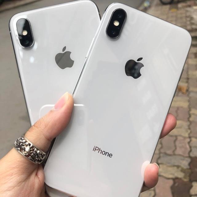 Điện thoại iphone X 256G Quốc Tế