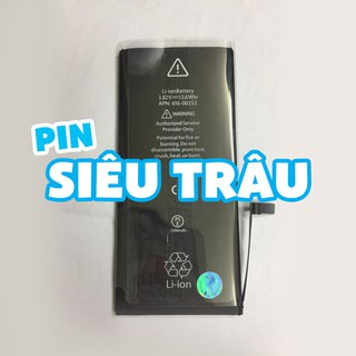 TOP 1 SHOPPE - PIN IPHONE SIÊU TRÂU DUNG LƯỢNG CAO thumbnail