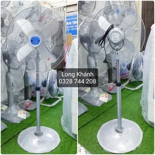 Quạt cây Ching Hai - HS-9299 (cánh 50cm) và HS-9199 (cánh 45cm), cánh kim loại, quạt cây công nghiệp Đài Loan