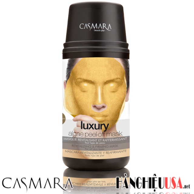270k -Mặt nạ vàng 24k Casmara Luxury Algae Peel-off Mask - 2543471 , 78400333 , 322_78400333 , 290000 , 270k-Mat-na-vang-24k-Casmara-Luxury-Algae-Peel-off-Mask-322_78400333 , shopee.vn , 270k -Mặt nạ vàng 24k Casmara Luxury Algae Peel-off Mask