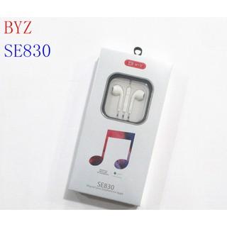 [Mã ELFLASH5 giảm 20K đơn 50K] Tai nghe Byz SE830 hàng chính hãng âm thanh sống động-sống trọn từng phút giây